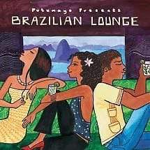 Brazilian lounge - music cd