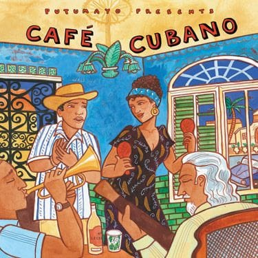 Cafe Cubano music cd by Putumayo