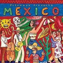 Mexico - music cd