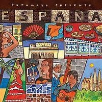 Espana music cd