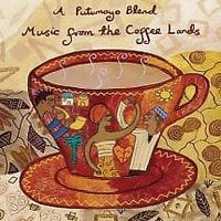 Music from the Coffee Lands   music cd