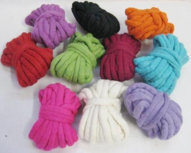 Wool felt rope 5m lengths