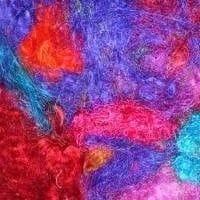 Sari Silk Fibres per kg