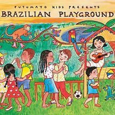 Brazilian Playground music cd