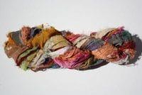 Silk Ribbon Yarn  per kg