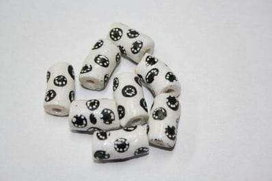 African Beads  8pk