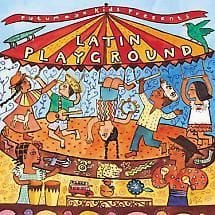 Latin Playground music cd