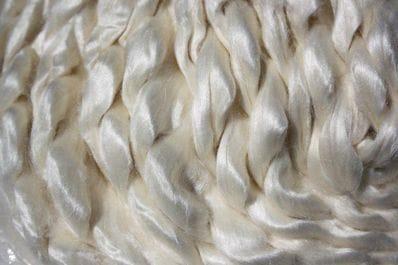 Tussah Silk tops 50g