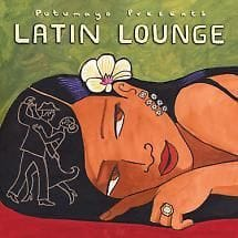 Latin Lounge music cd
