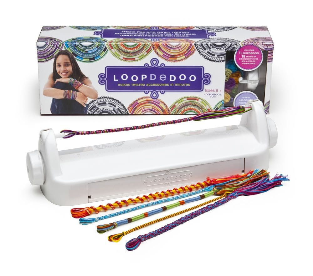 Loopdedoo Spinning Loom