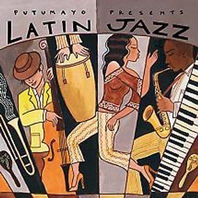 Latin -Jazz music cd