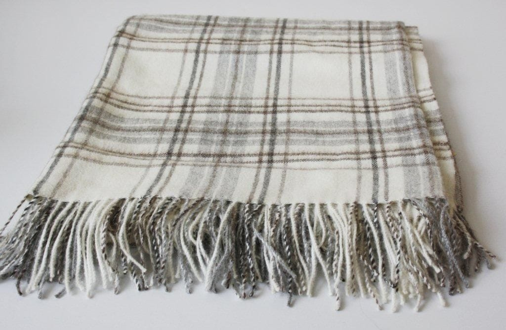 Scottish alpaca blanket  col5