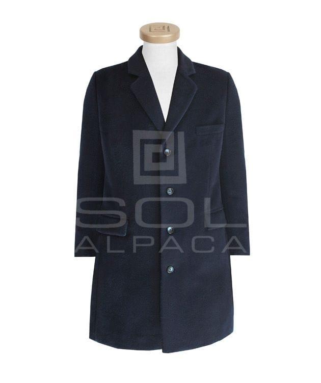 Men's Classic Overcoat