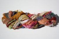 Recycled Silk ribbon 100g