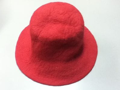 Solid Coloured hats - Wool Felt hats
