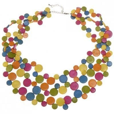 Jester smarties necklace