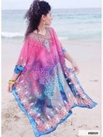 Royal Kaftan - pink