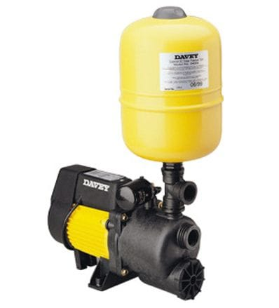 XP350P8P Domestic Pressure System