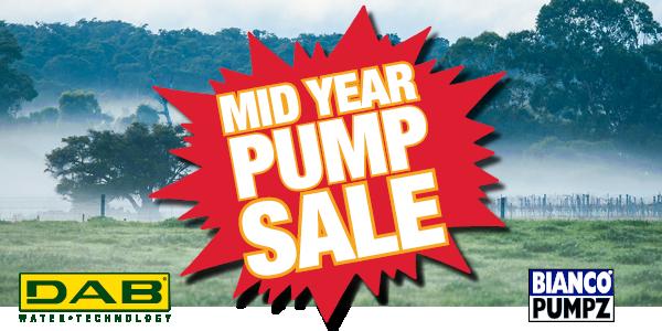 DAB & Bianco Mid Year Pump Sale