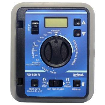TORO Raindial 6 station Controller