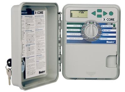 HUNTER XCORE 6 Station Outdoor Controller (Contractors)