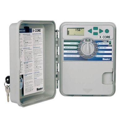 HUNTER XCORE 8 Station Outdoor Controller