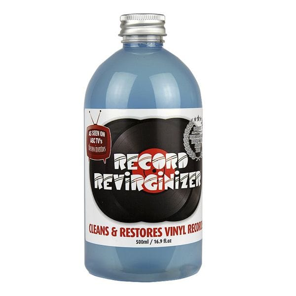 Record Revirginizer Vinyl Record Cleaner & Restorer