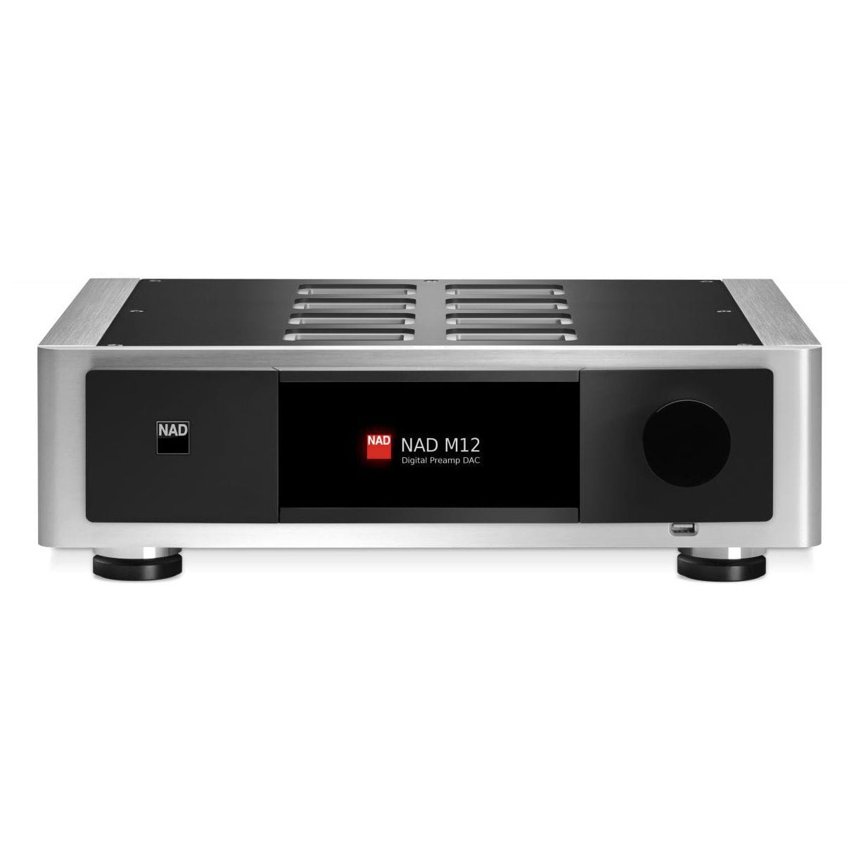 NAD Masters Series M12 Digital Pre-Amplifer DAC