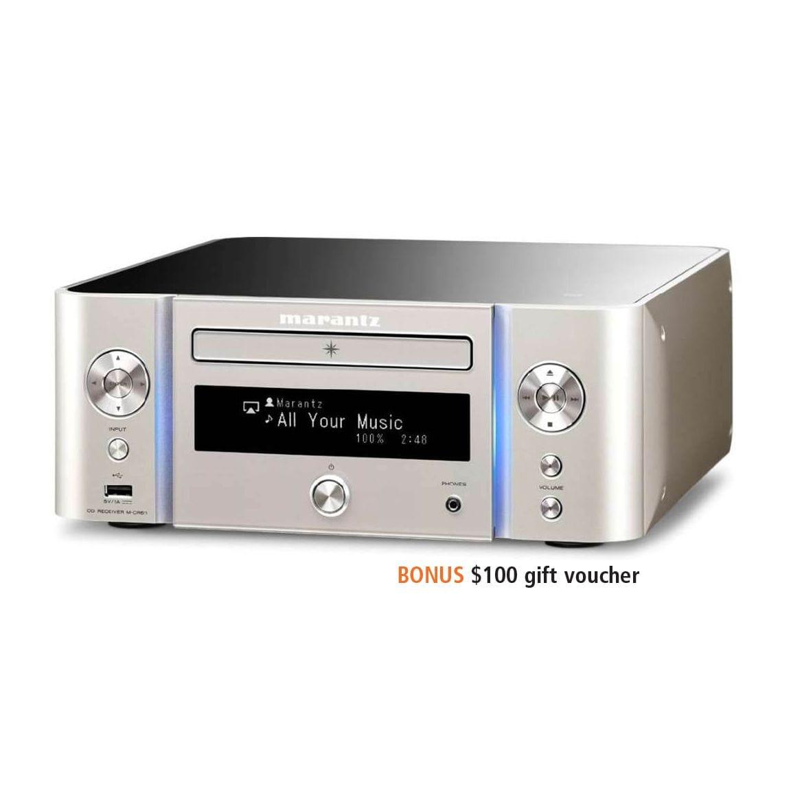 Marantz CR611 Wireless Network CD Receiver