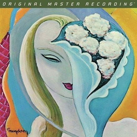 Derek and The Dominos' - Layla and Other Assorted Love Songs GAIN 2 Ultra Analog 180g 2LP