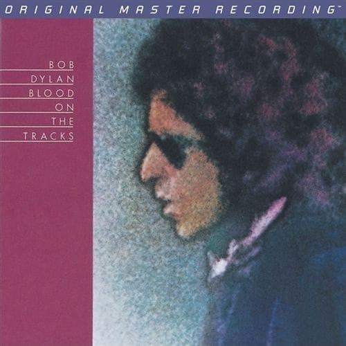 Bob Dylan - Blood on the Tracks GAIN 2 Ultra Analog 180g LP