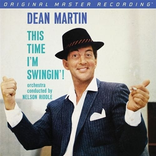 Dean Martin - This Time I'm Swingin' GAIN 2 Ultra Analog 180g LP