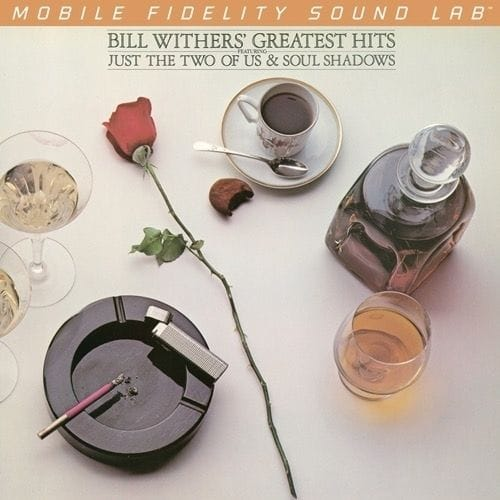 Bill Withers - Bill Withers' Greatest Hits GAIN 2 Ultra Analog 180g LP