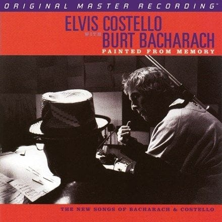 Elvis Costello and Burt Bacharach - Painted from Memory GAIN 2 Ultra Analog 180g LP