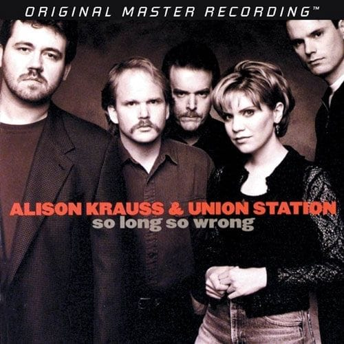Alison Krauss & Union Station - So Long So Wrong Gain 2 Ultra Analog 180g 2LP Set
