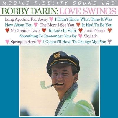 Bobby Darin - Love Swings Silver Label LP