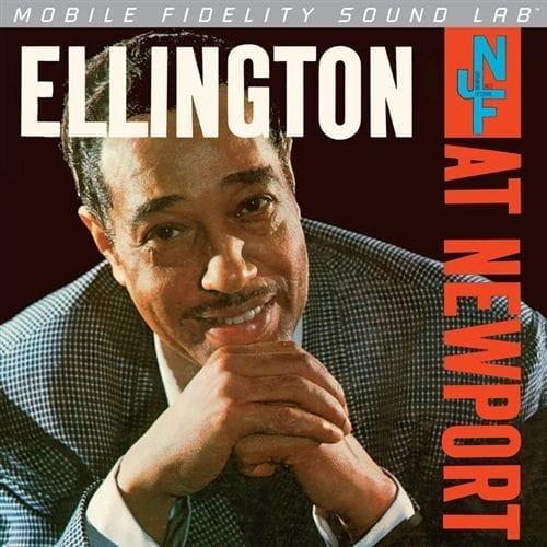 Duke Ellington - Ellington At Newport Silver Label Mono LP