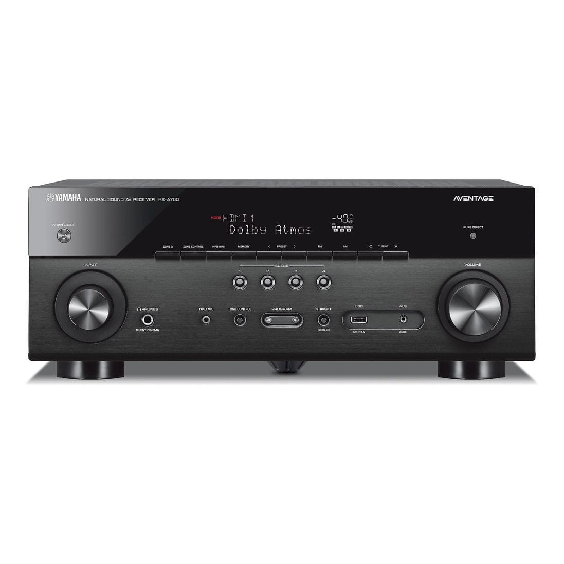 Yamaha AVENTAGE RX-A780 7.2 Channel AV Receiver