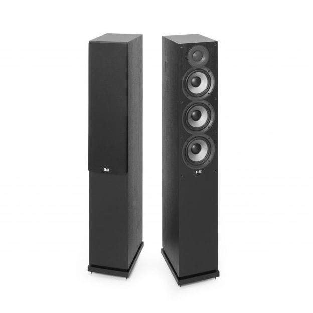 ELAC Debut 2.0 F5.2 Floorstanding Speakers