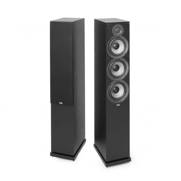 ELAC Debut 2.0 F6.2 Floorstanding Speakers
