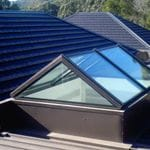 Glazed Roofing