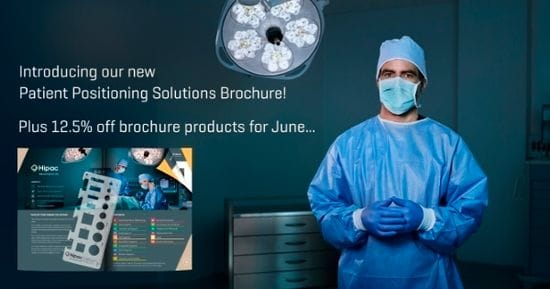 2019 Patient Positioning Solutions Brochure Launch