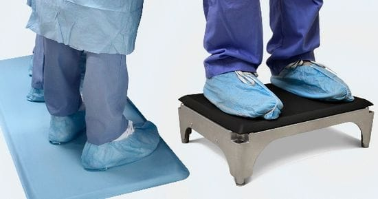 Introducing Hipac Anti-Fatigue Floor and Stool Mats