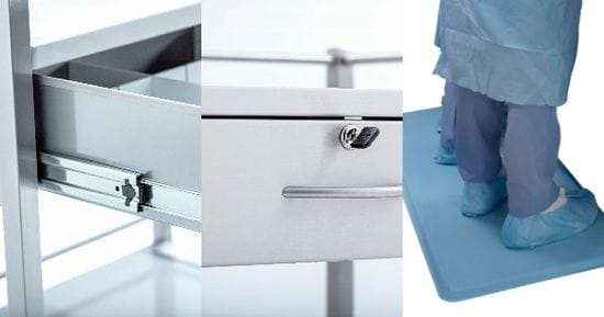 Clinical Furniture Designed and Manufactured in Australia