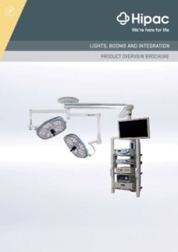 Lights, Booms and Integration Brochure
