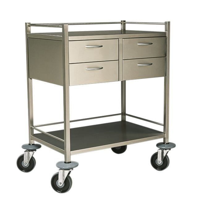 Resuscitation Trolley - Classic