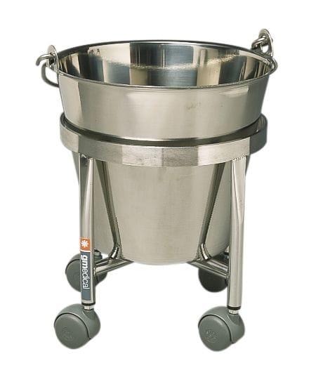 Kick Bucket Stand - Stainless Steel