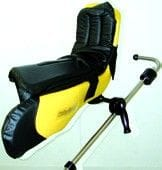 Lift Assisted Leg Holder and Yellofin Replacement Pads