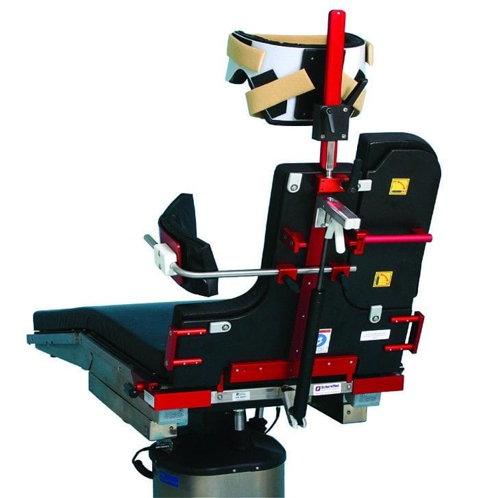 Lift Assisted Shoulder Chair
