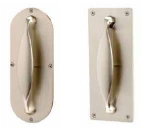 Pinch Grip Anti-Ligature Door Handles